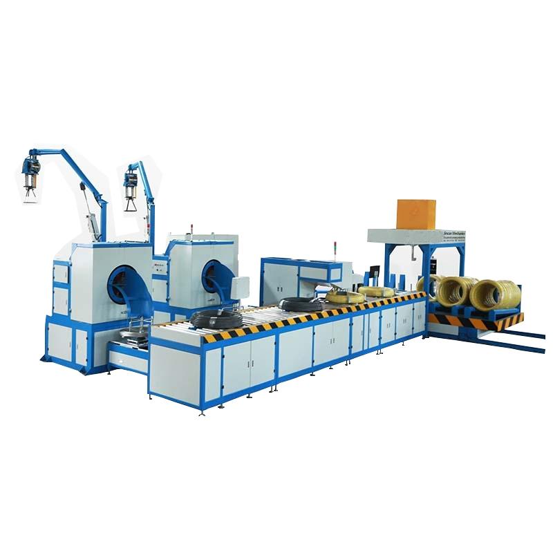 线材自动包装生产线